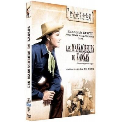 Les Massacreurs du Kansas Westerns de Légende
