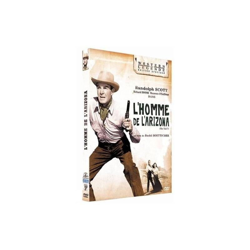 L'Homme de l'Arizona - DVD Westerns de Légende