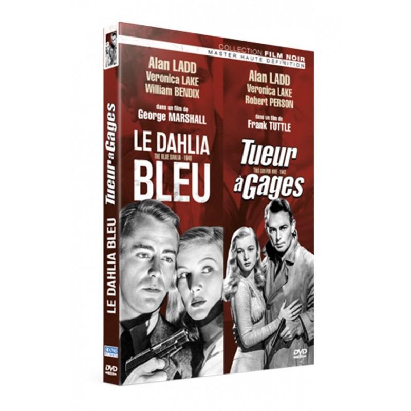 Le dahlia bleu + Tueur à gages Films noirs