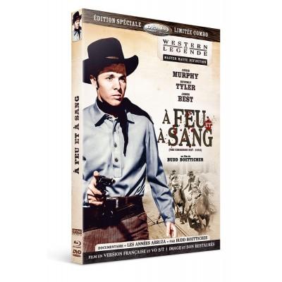 A FEU ET A SANG - combo DVD/BR
