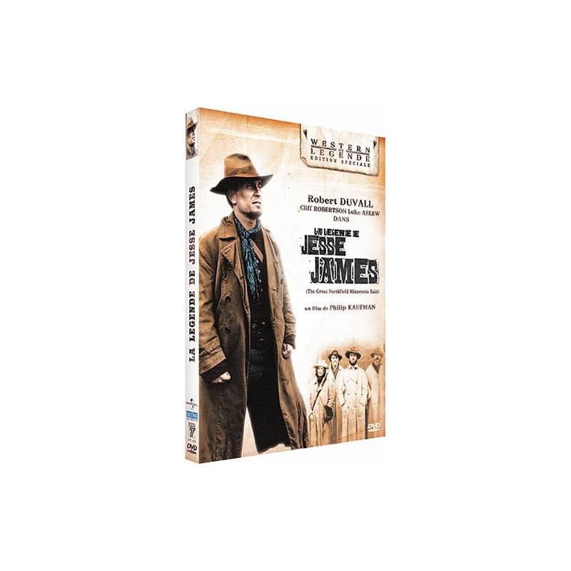 La Légende de Jesse James Westerns de Légende