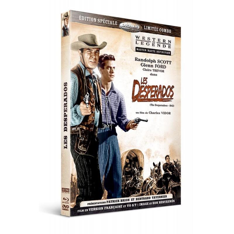 Les desperados Westerns de Légende