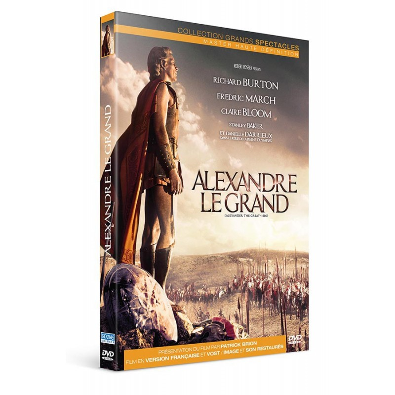 Alexandre Le Grand Grand Spectacle