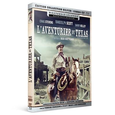 L'Aventurier du Texas Westerns de Légende